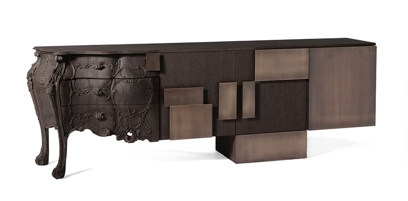 Evolution Sideboard By Ferruccio Laviani