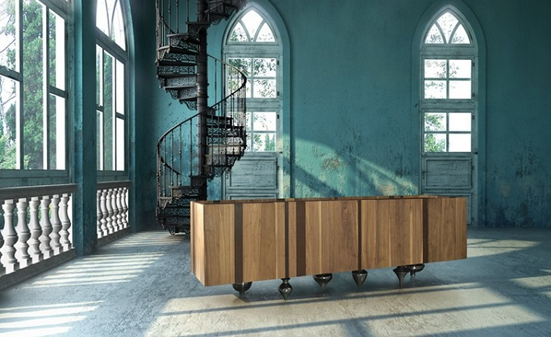 buffets and sideboard 30 Original and Creative Buffets and Sideboard Designs 21 Original and Creative buffets