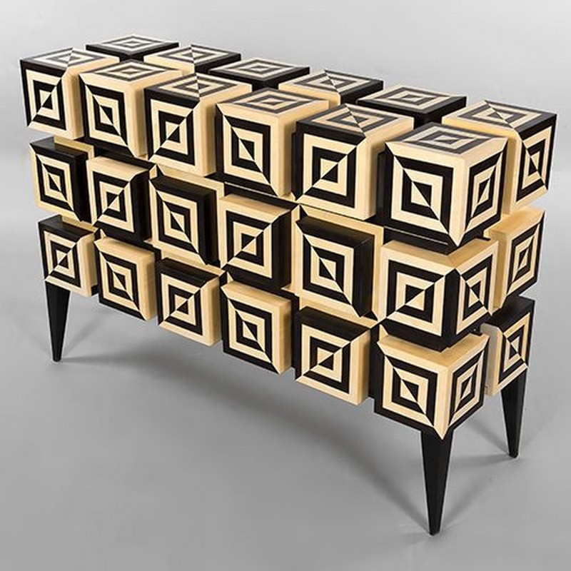 buffets and sideboard 30 Original and Creative Buffets and Sideboard Designs 7 Original and Creative buffets
