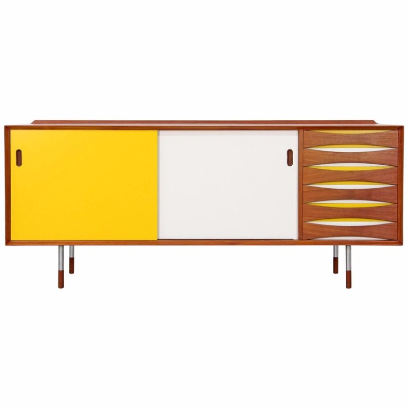 Colorful  design trends Sideboard Design Trends For This Fall/Winter Sideboard Design Trends For This FallWinter 1