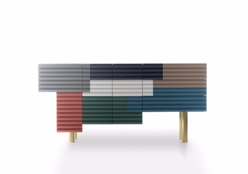 Colors And Patterns  design trends Sideboard Design Trends For This Fall/Winter Sideboard Design Trends For This FallWinter 10