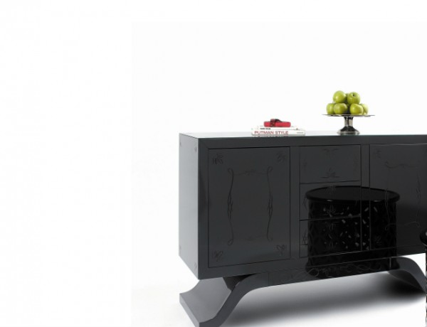 Mirrored Buffets and Cabinets for a Brighter Home Decor