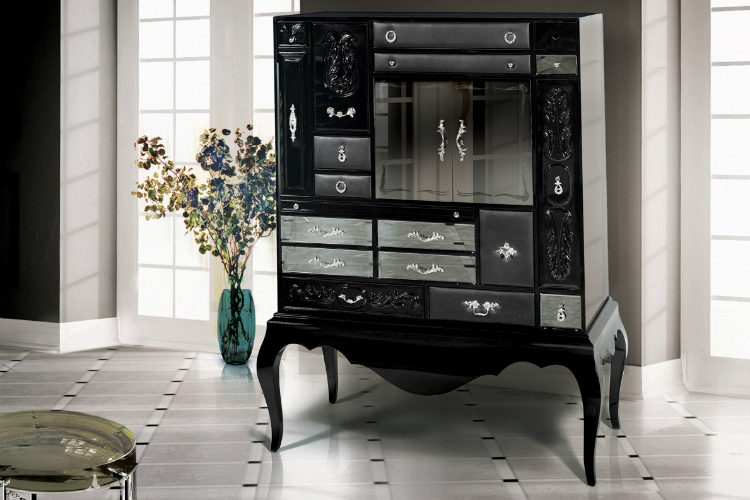 Top 20 Modern Cabinets for Luxury Interiors