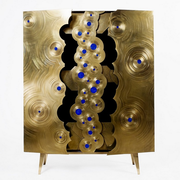 Sculptural Buffets and Cabinets by Erwan Boulloud (17)