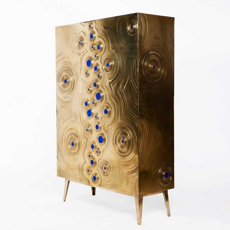 Sculptural Buffets and Cabinets by Erwan Boulloud (5)