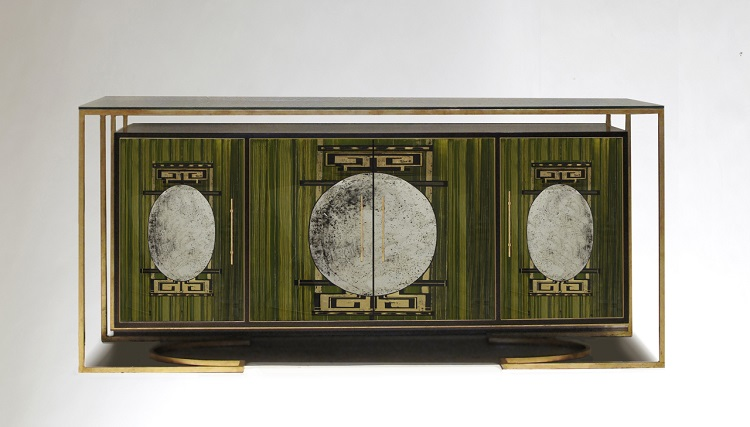 Hand Painted Buffets and Cabinets by Tamara Codor (3)