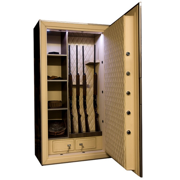 Luxury Safes - The Best Gun Cabinet Design  (5) Cabinet Design Luxury Safes – The Best Gun Cabinet Design Luxury Safes The Best Gun Cabinet Design 5