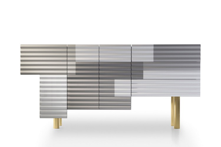 Storage Cabinet By Doshi Levien For BD Barcelona