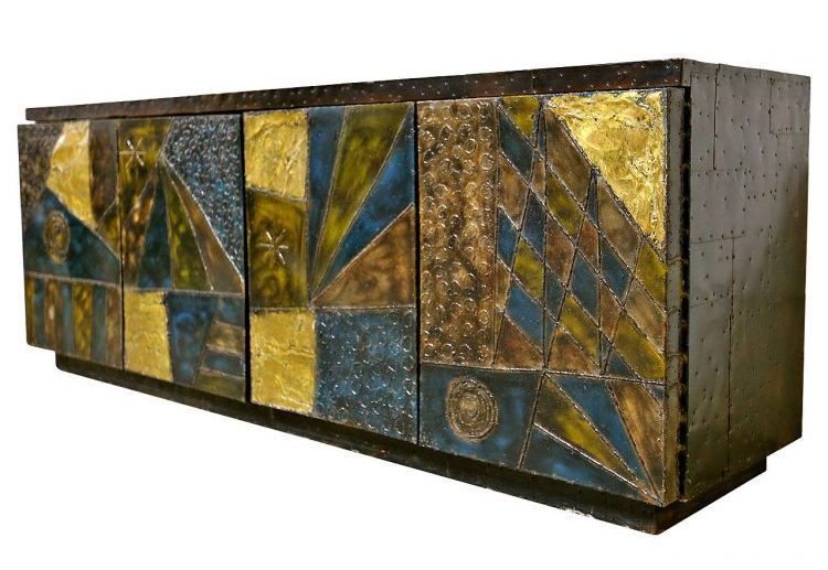 Stunning Cabinet Design by Paul Evans (4)