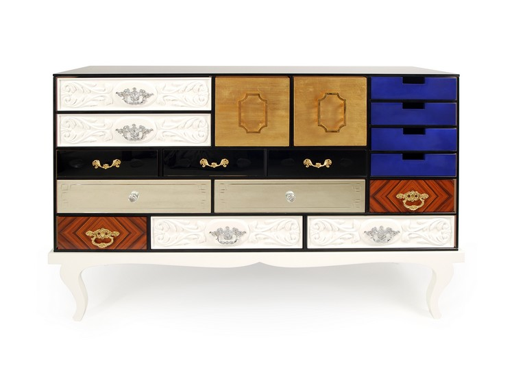 Summer Inspiration - Soho Sideboard (2) boca do lobo Summer Inspiration - Soho Sideboard by Boca do Lobo Summer Inspiration Soho Sideboard 2