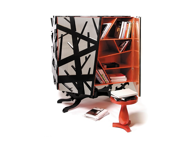 8 Cool Book Cabinets to Set Your Home Office High (4) Home Office 6 Cool Book Cabinets to Set Your Home Office High 8 Cool Book Cabinets to Set Your Home Office High 4