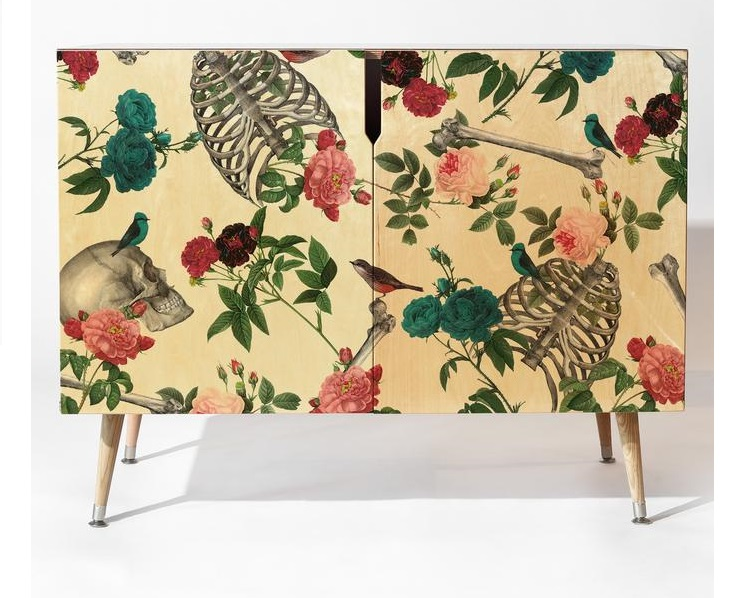 Buffets and Cabinets with Tropical tropical patterns Buffets and Cabinets with Tropical Patterns for this Summer Buffets and Cabinets with Tropical Patterns for this Summer 2