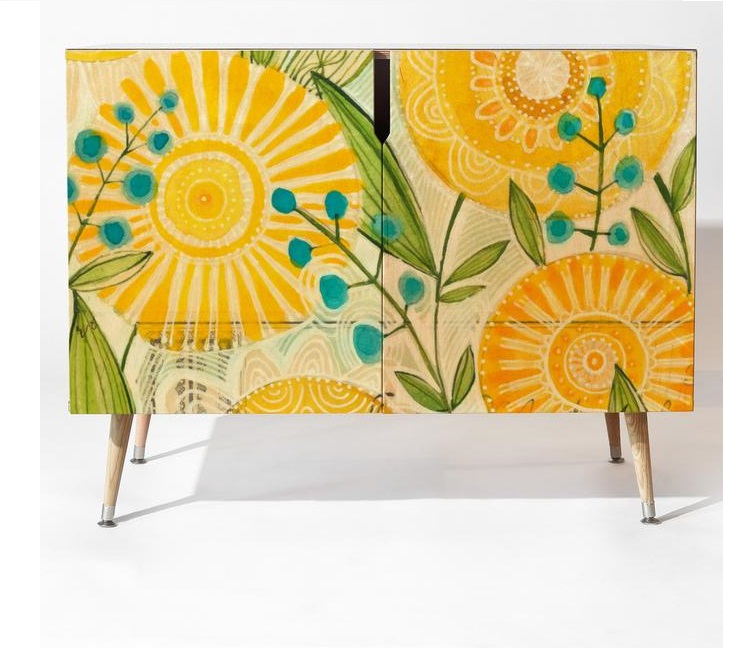 Buffets and Cabinets with Tropical Patterns for this Summer (3) tropical patterns Buffets and Cabinets with Tropical Patterns for this Summer Buffets and Cabinets with Tropical Patterns for this Summer 3