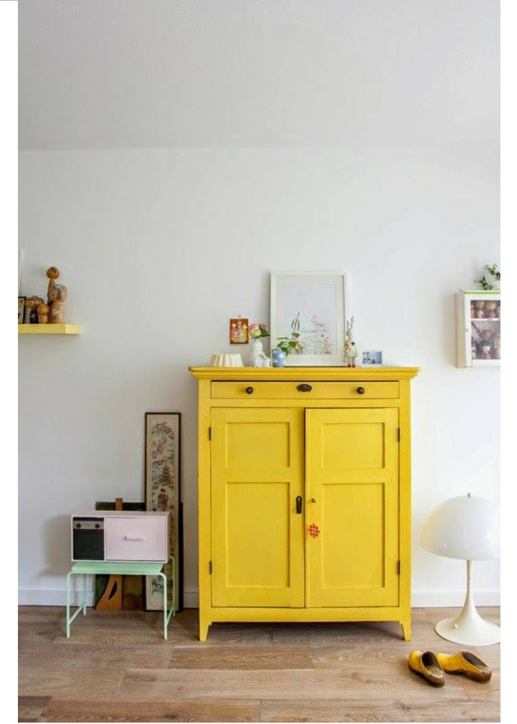 How To Decorate With Yellow Using Buffets And Cabinets Yellow accents How To Decorate With Yellow Accents Using Buffets And Cabinets How To Decorate With Yellow Accents Using Buffets And Cabinets 4