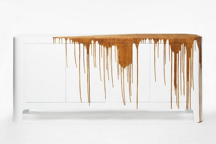 Buffet Textured - Dust Deluxe damien gernay Limited Edition Sideboard by Damien Gernay Limited Edition Sideboard by Damien Gernay 8