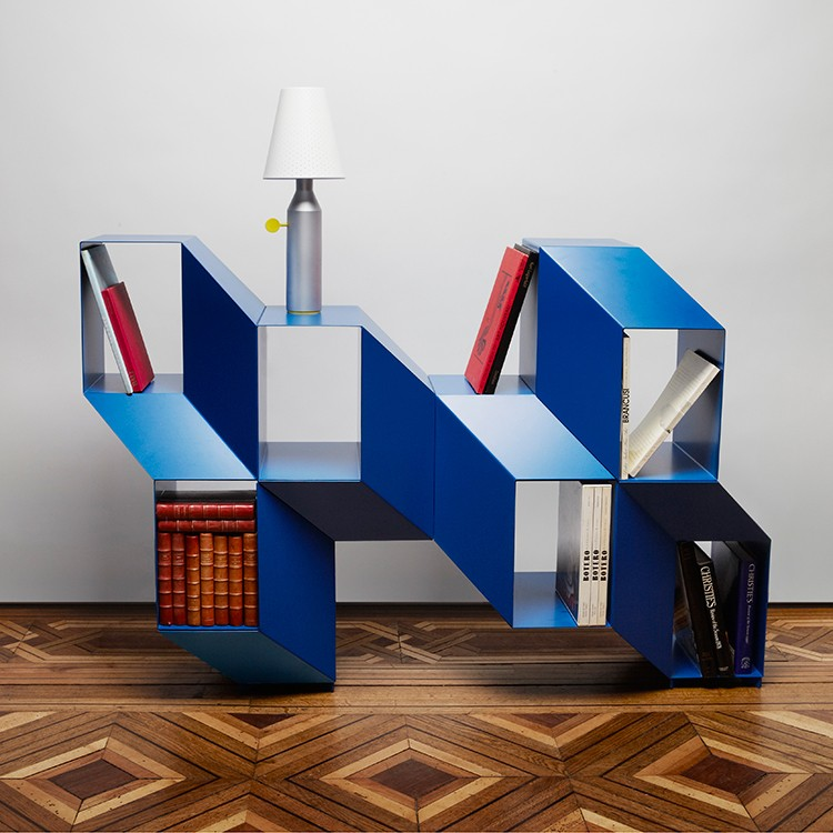 Rocky Sideboard – Geometrical Design Inspiration