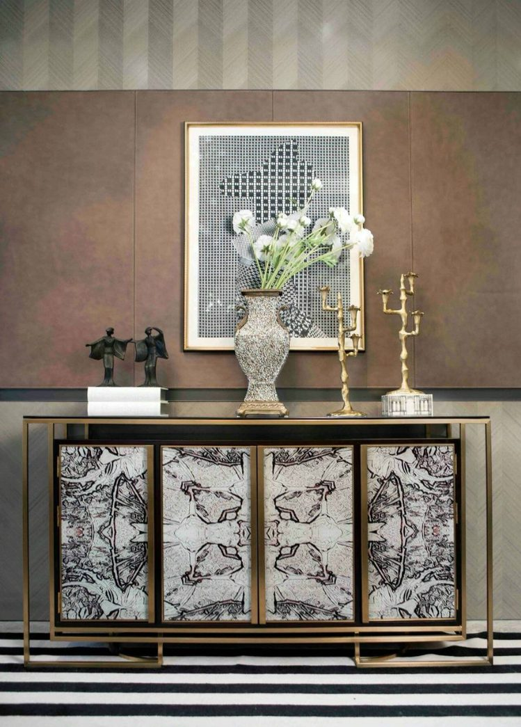 4 Secrets to Style Your Buffets and Cabinets