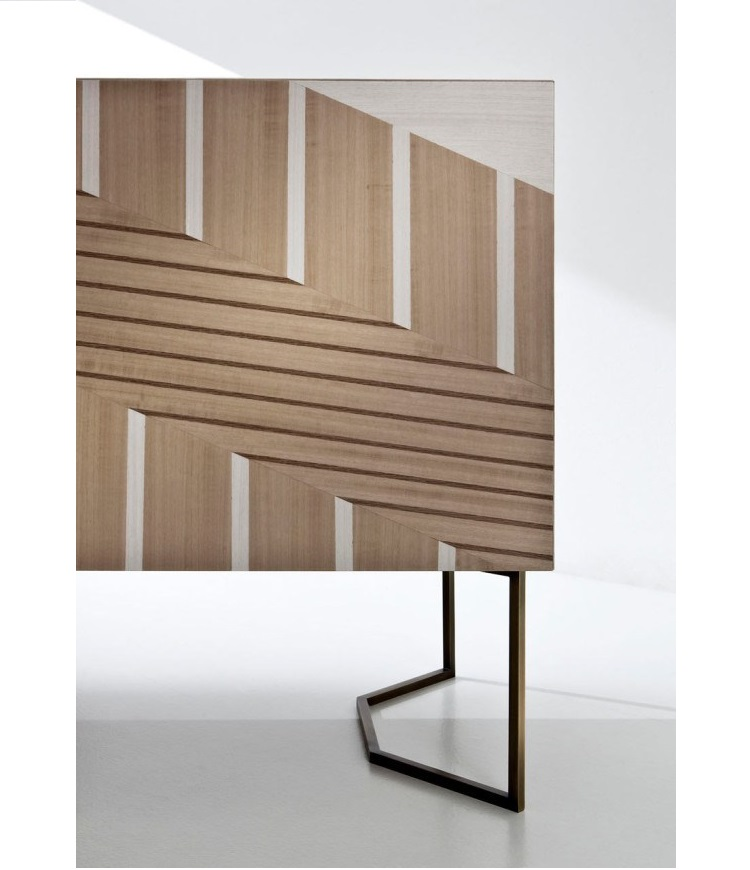 A Sideboard Inspired by Traditional Twill Fabric by Baroli Design Baroli Design A Sideboard Inspired by Traditional Twill Fabric by Baroli Design A Sideboard Inspired by Traditional Twill Fabric 6