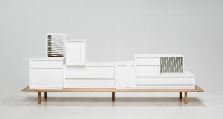 Container Sideboard by Alain Gilles for Casamania (3) casamania Container Sideboard by Alain Gilles for Casamania Container Sideboard by Alain Gilles for Casamania 3