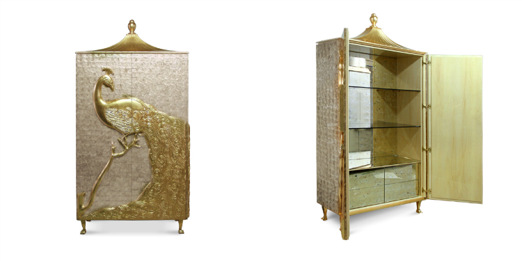 Luxury Buffets And Cabinets Koket Get Into The Fantastic World Of Koket With These Buffets And Cabinets Get Into The Fantastic World Of Koket With These Buffets And Cabinets 2
