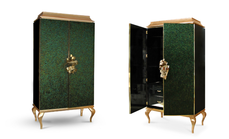 Luxury Buffets And Cabinets Koket Get Into The Fantastic World Of Koket With These Buffets And Cabinets Get Into The Fantastic World Of Koket With These Buffets And Cabinets 3
