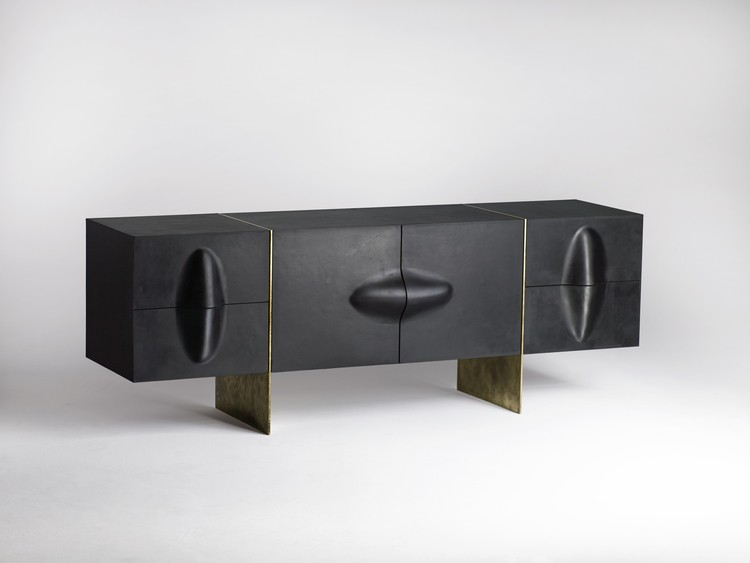 Rubber Sideboard  Brian Thoreen Rubber Sideboard by Brian Thoreen Rubber Sideboard by Brian Thoreen 2