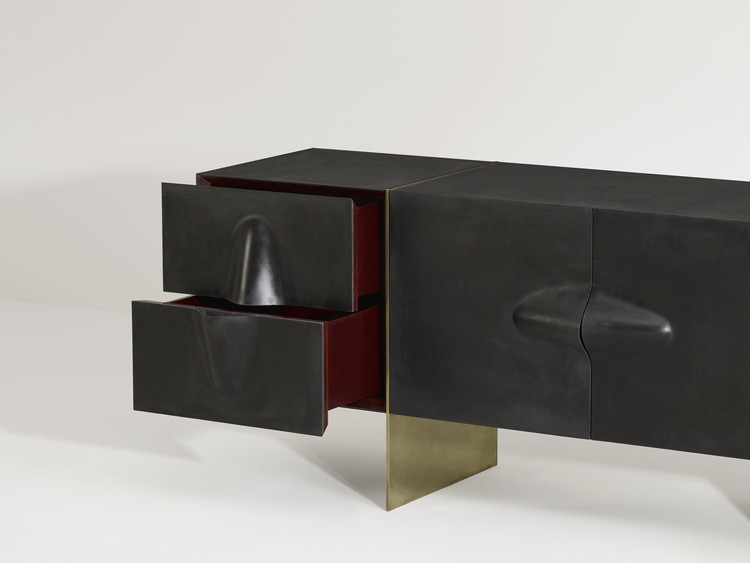 Rubber Sideboard by Brian Thoreen (6)