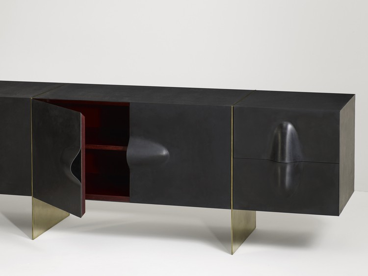 Rubber Sideboard  Brian Thoreen Rubber Sideboard by Brian Thoreen Rubber Sideboard by Brian Thoreen 7