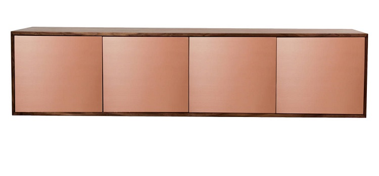 Stand Out with these Copper Buffets and Cabinets  (2) Copper Stand Out with these Copper Buffets and Cabinets on 1stdibs Stand Out with these Copper Buffets and Cabinets 2