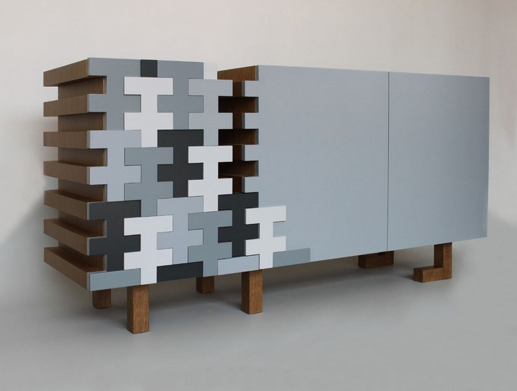 Taree Contemporary Sideboard Terezie Simonova Taree Contemporary Sideboard by Terezie Simonova Taree Contemporary Sideboard by Terezie Simonova 2 Copy