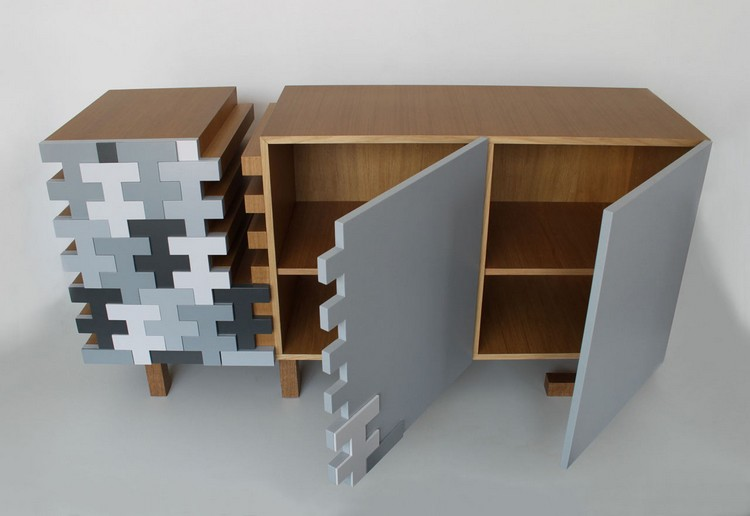 Taree Contemporary Sideboard by Terezie Simonova (4) - Copy