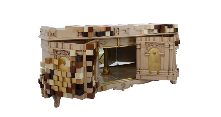 Eclectic Sideboards