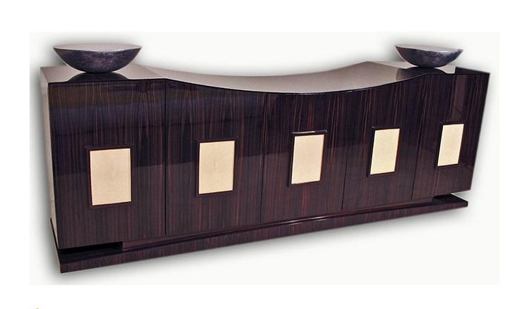 Cabinet Designs - BolasShagreenCabinet