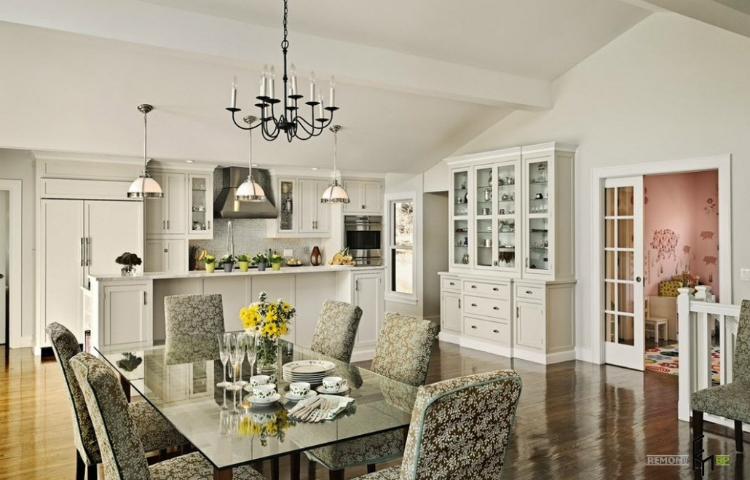 Luxurious Kitchens Crisp Architects