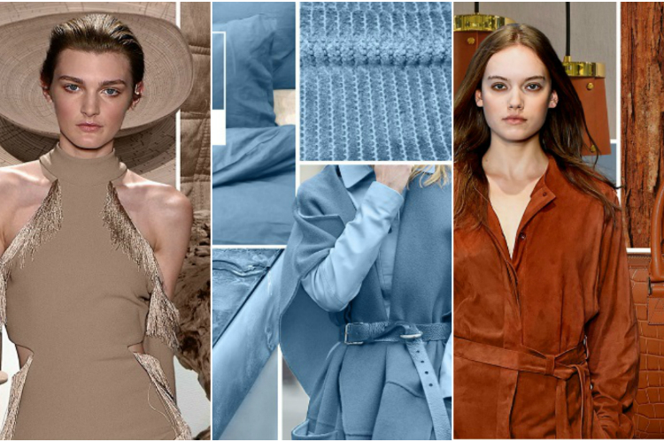 Fall Winter 2016-2017 Color Trends from Pantone