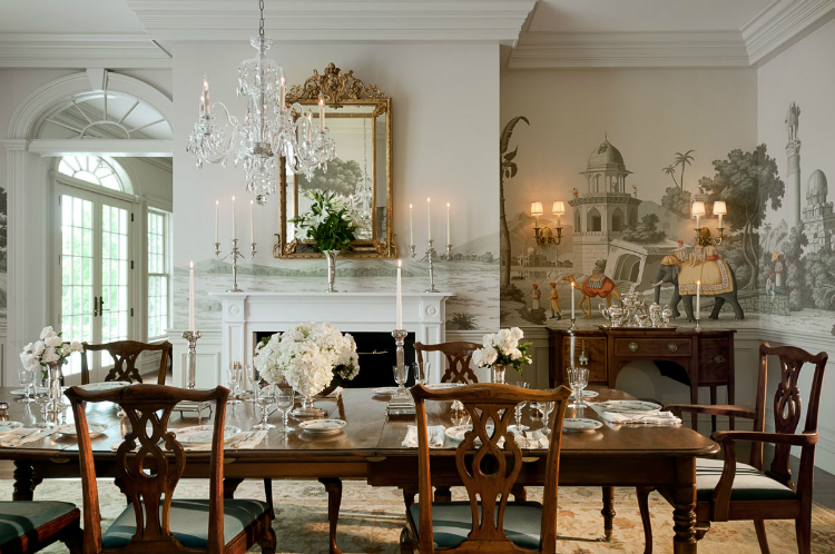 Luxury Buffets traditional-dining-room