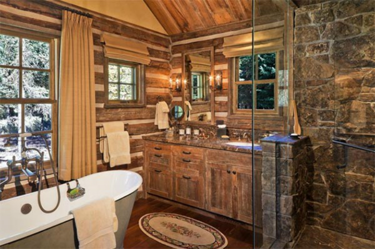 11-bigd bathroom cabinets 7 Relaxing Wooden Bathroom Cabinets 11 bigd