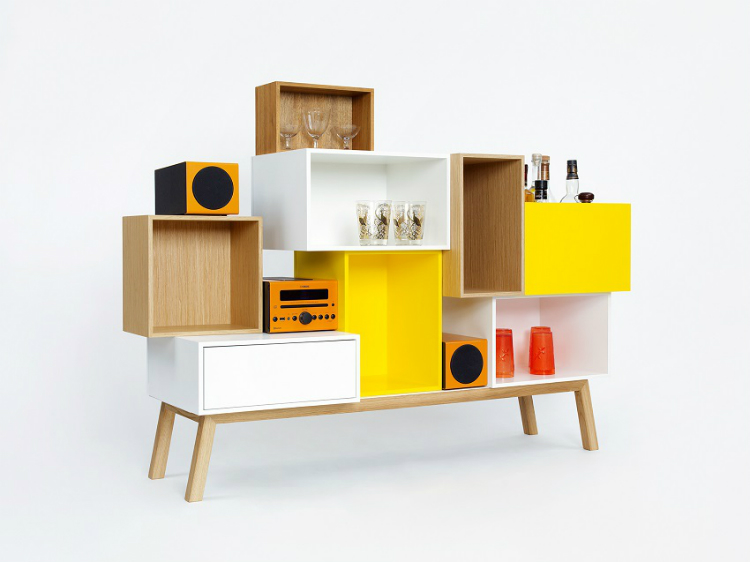 Buffets and Cabinets – Cubit - Bits for Living buffets and cabinets Buffets and Cabinets – A Maison et Objet Paris Selection Cubit Bits for Living