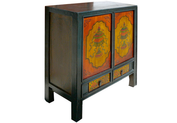 Asian Cabinets Designs 20-lotus-umbrella Asian Cabinets Designs 5 Stunning Asian Cabinets Designs 20 Lotus Umbrella