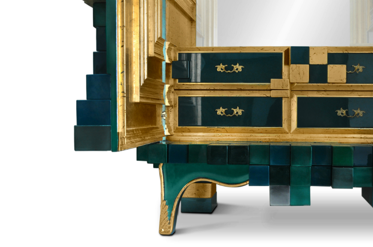 piccadilly-ecletic-green-cabinet-boca-do-lobo-05 buffets and cabinets Piccadilly Buffets And Cabinets By Boca Do Lobo piccadilly ecletic green cabinet boca do lobo 05