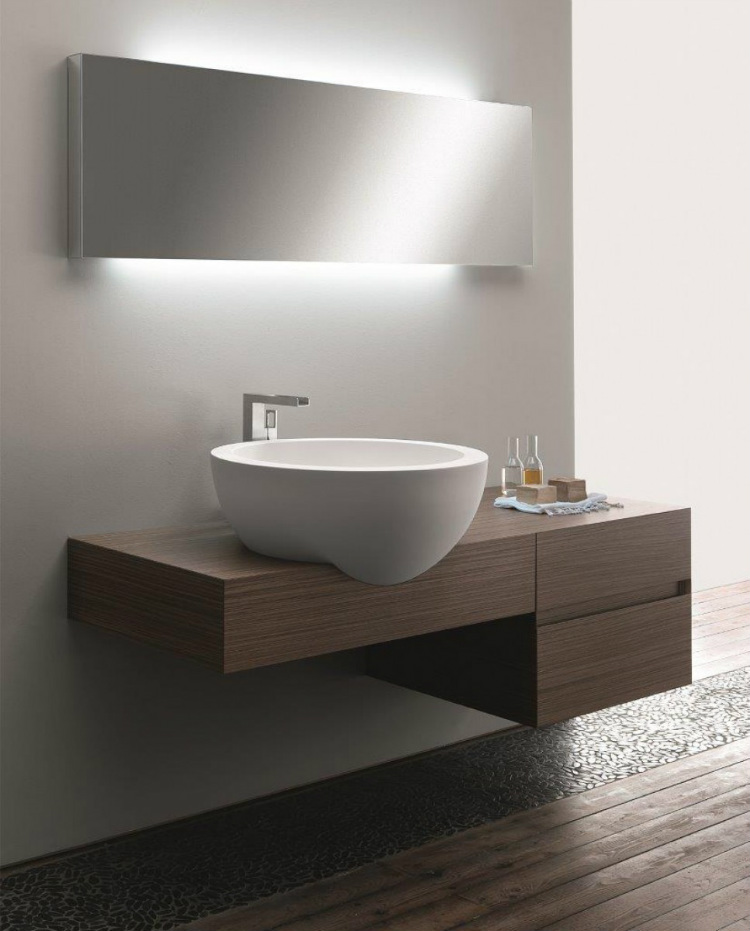 21-vanity-unit-mirror luxury bathroom Perfect Italian Luxury Bathroom Cabinet Design 21 Vanity unit mirror