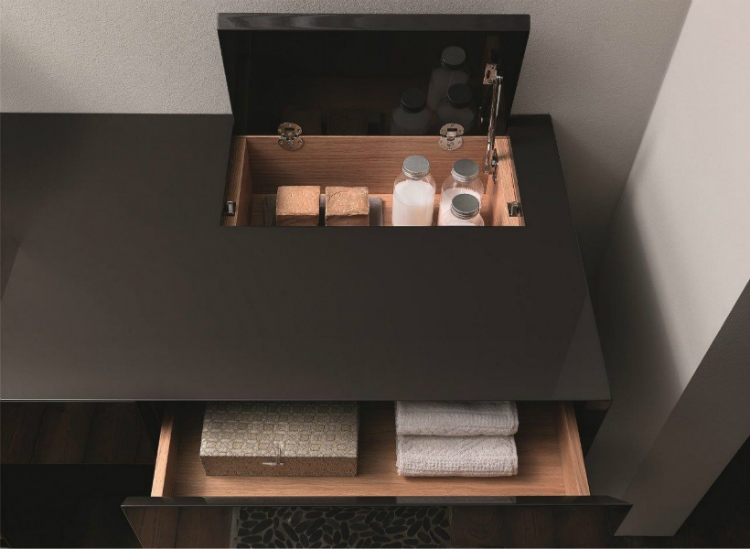 22-storage-vanity-unit luxury bathroom Perfect Italian Luxury Bathroom Cabinet Design 22 Storage vanity unit