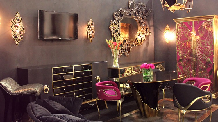 maison et objet Stunning Buffets and Cabinets that you will see at Maison et Objet koket at maison americas 2015 4