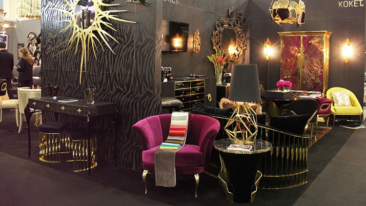 maison et objet Stunning Buffets and Cabinets that you will see at Maison et Objet koket at maison americas 2015 9