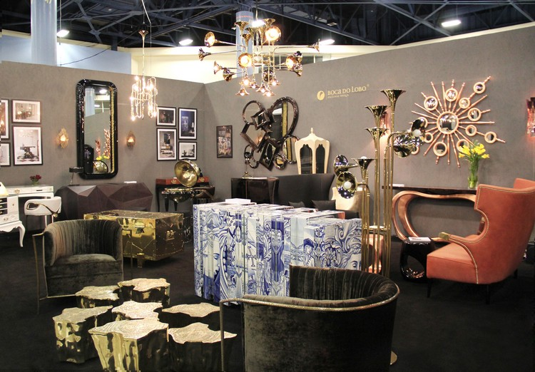 maison et objet Stunning Buffets and Cabinets that you will see at Maison et Objet miami 06
