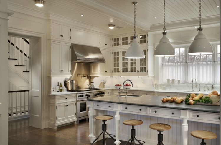 Kitchen Cabinets kitchen cabinets Decor Ideas For Luxurious And Modern Kitchen Cabinets beautiful kitchen designs with white cabinets 28263 1440 943