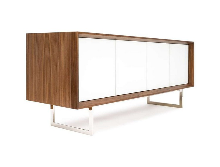 Buffets and Cabinets Minimalist Buffets and Cabinets for a Scandinavian Interior Design buffets