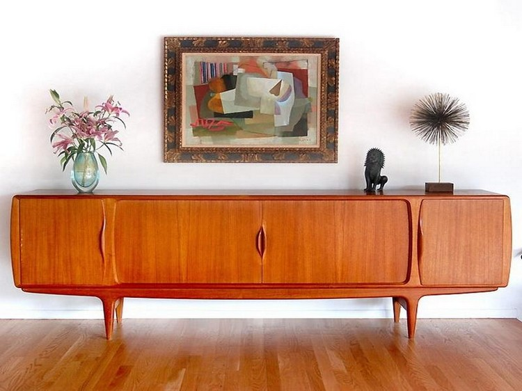 francis sultana Francis Sultana's Best Buffets and Cabinets Design danish modern credenza