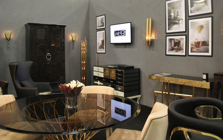 maison et objet Trendy Buffets and Cabinets that you can't miss at Maison et Objet miami 07