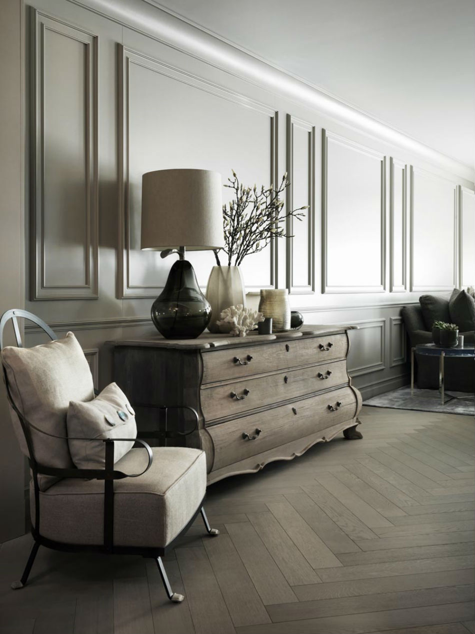 Kelly Hoppen Kelly Hoppen Kelly Hoppen´s Favorite Buffets and Cabinet Design Chalet at Switzerland 2